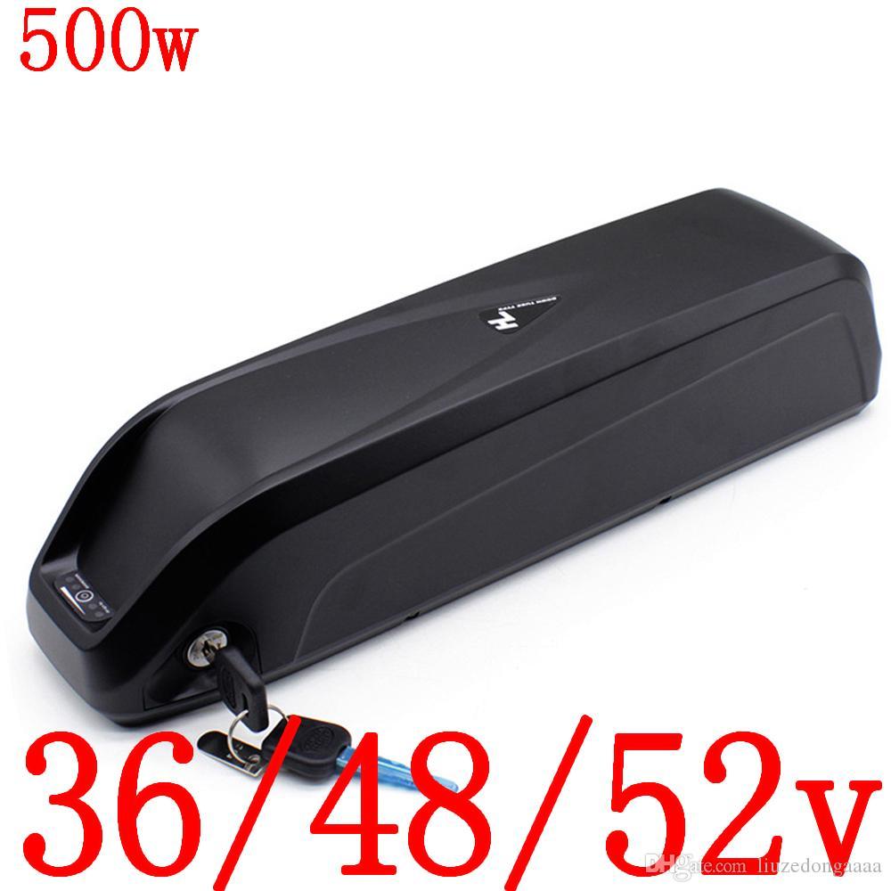 36v 48v Fahrradbatterie 10Ah Lithium-Ionen-10Ah 13Ah 14.5ah 15Ah 18Ah 18Ah Lithium-Ionen-Batterie Samsung / Panasonic / lg / sanyo Zelle Einsatz