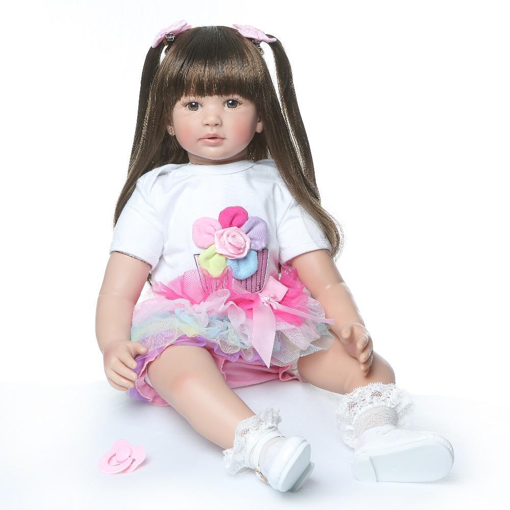 Adorabile RINATO BABY GIRL Matilda neonato prematuro PIENO in silicone VINILE 3+