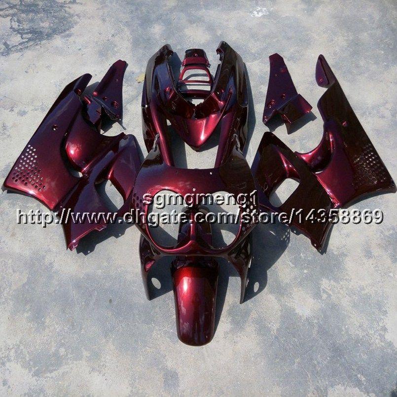 Cadeaux + vis article de moto rouge pour HONDA CBR900RR 1989 1990 1992 1992 1993 CBR893RR ABS carénage en plastique