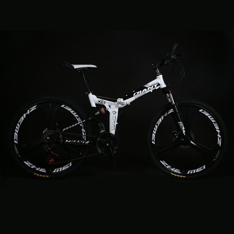 Завод Promotion Горный велосипед с регулируемой скоростью горный велосипед Один колеса Складной амортизирующие велосипедов Оптовая велосипед