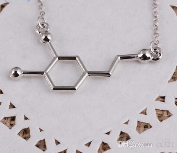 Collar de ADN Dopamina Bioquímica Molécula CATOP Química Estructural