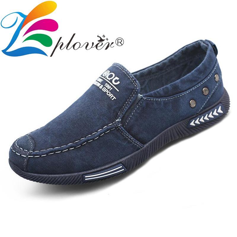 Men Casual Shoes Canvas Shoes For Men