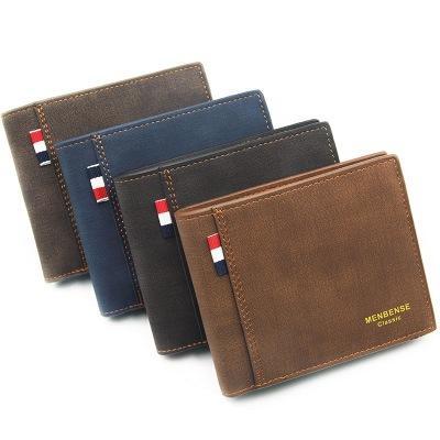 PU-Männer Brieftaschen Mode Marke Taschenmänner Luxus PG77 Designer Leder Geldbörsen Berühmte Geldbörsen für Bag Kbhua