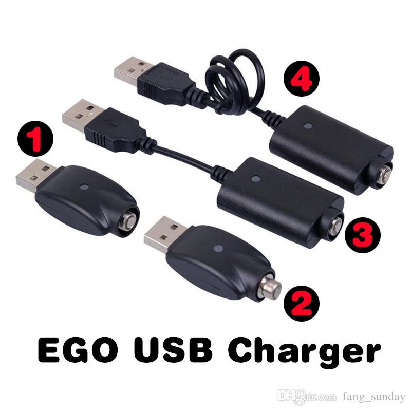 510 ego vape pen battery wireless usb charger vaporizer e cigarettes charge fit ego-t evod vaper mod dab pens e cigs wholesale