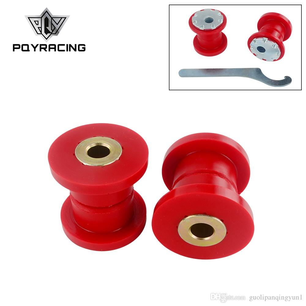 PQYRACING Front Control Arm Bushings for BMW E46 E85 325i 330i Z4 99-06