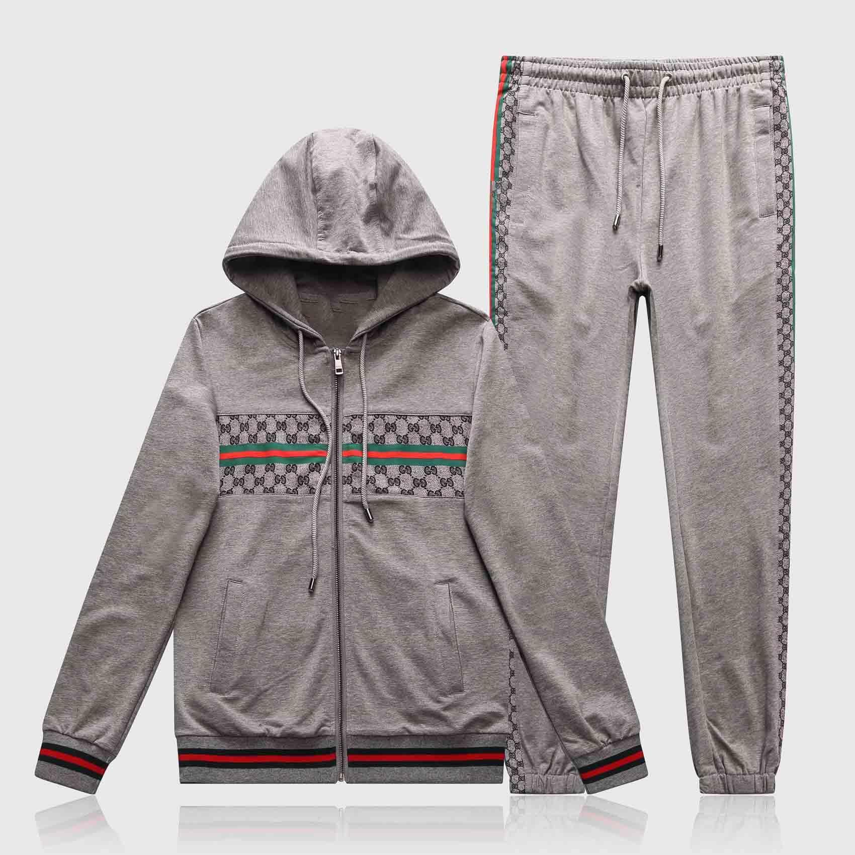 슬림 후드 의류 트랙 키트 스포츠를 인쇄 운동복 커튼 남자 스포츠 정장 편지를 실행하는 남자의 운동복 재킷 세트 패션