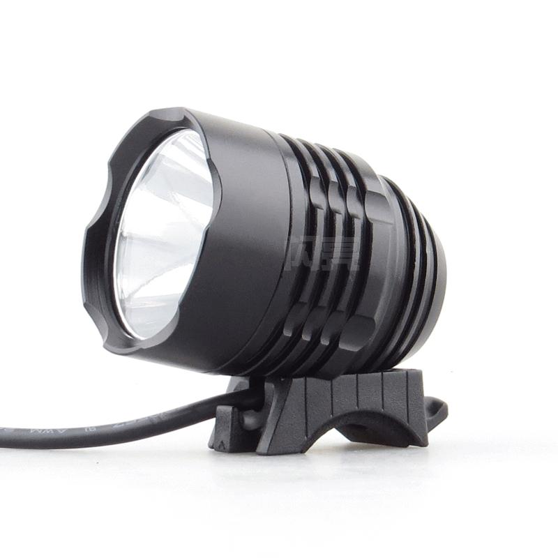 USB Light 2in1 T6 1200LM USB LED Headlamp 3 Modes Headlight Bicycle Bike Light Lamp with Rubber O-rings For Cycling