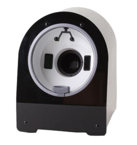 Newer Atualizado Smart Skin Analyzer / Magia Espelho Facial Análise Máquina Digital Image Scanner Tecnologias Câmera1 / 1.7''CCD para casa ou spar