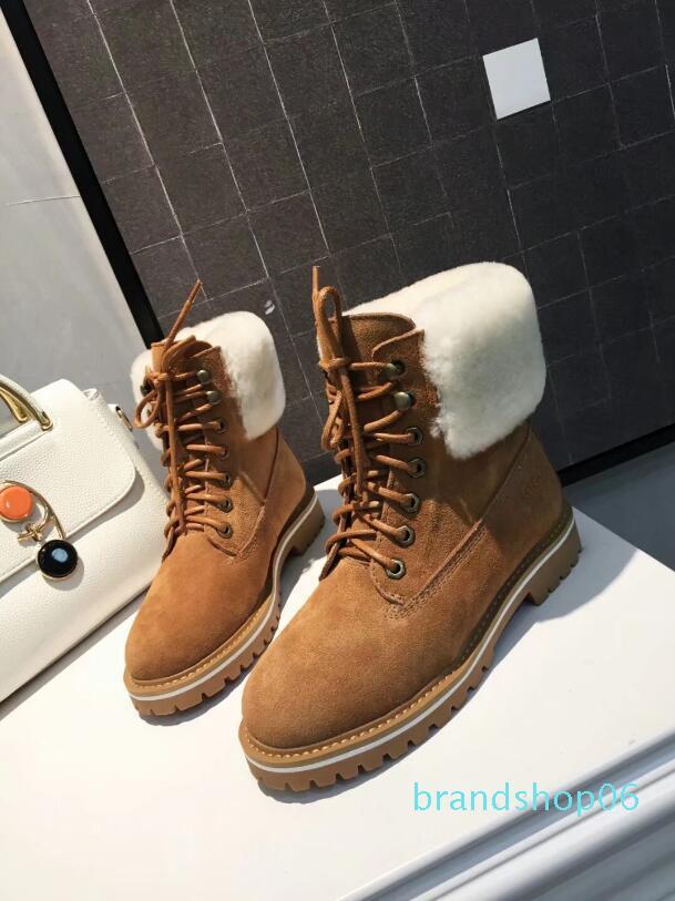 La venta caliente de Australia las mujeres del estilo de Bailey arco Tall botas de nieve 3-Bow Volver a prueba de agua hasta la rodilla alto botas de invierno Marca IVG EU35-40