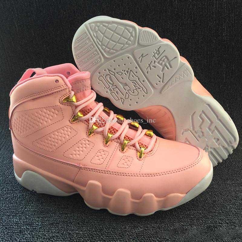 2020 Hot 9 IX White Pink Retro