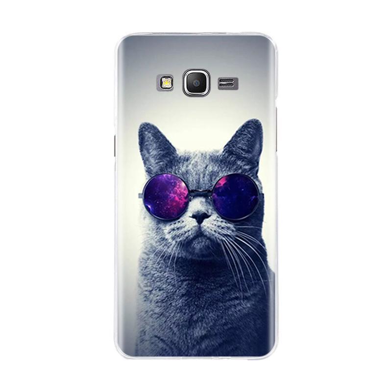 Para Bags Samsung Grande Prime Caso G530 G531 3D Cover macio TPU Coque Fundas silicone para Samsung Galaxy Prime Grand Case