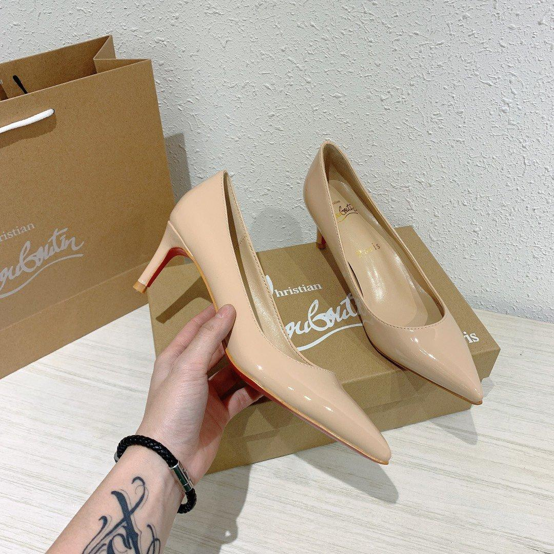 Moda Kadınlar Yüksek Stilettos Kadınlar Partisi Düğün Ayakkabı Kadın Yüksek Topuklar 010901 için Ayakkabı Kadın Ayakkabı