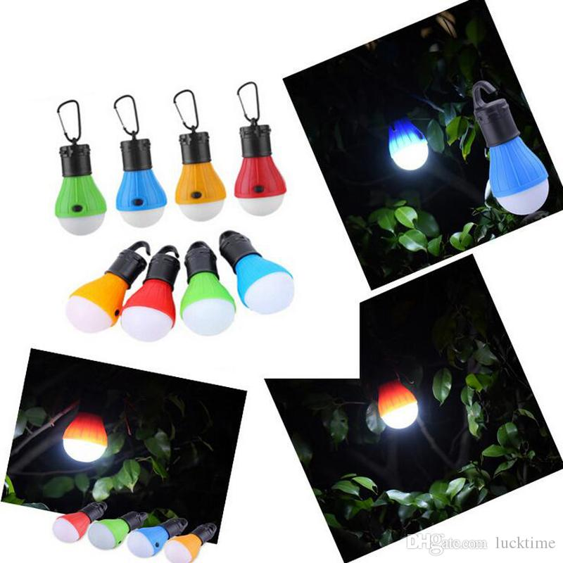 Portable Hiking Tent Camping Lights Outdoor LED Bulb Emergency Lamp COB Work Inspection Flashlight Handy Hook Magnetic Torch Camping Lantern
