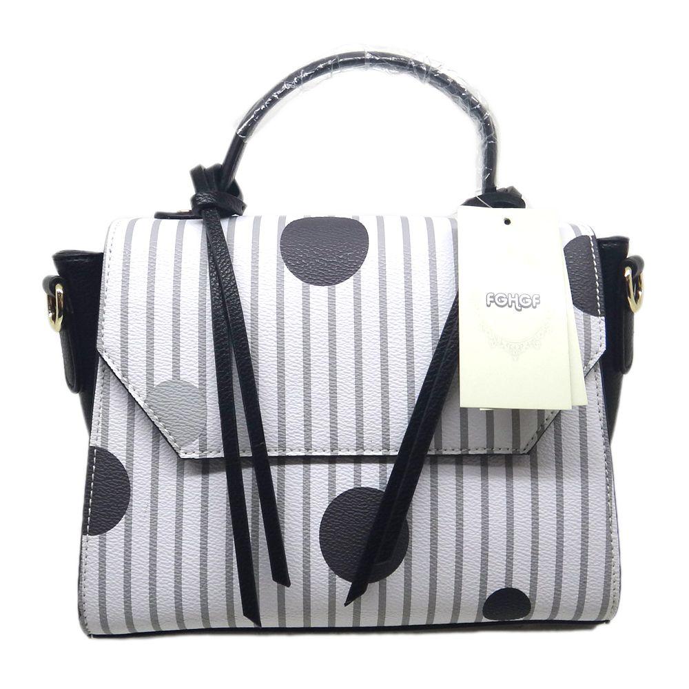 Fashionable Epacket Real Free Bag Shoulder Handbag Leather Flap Personality Bag Stripe Lady Crossbody Shipping Slfol