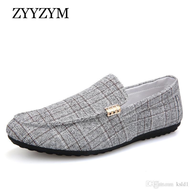 ZYYZYM Men Casual Shoes 2019 Spring