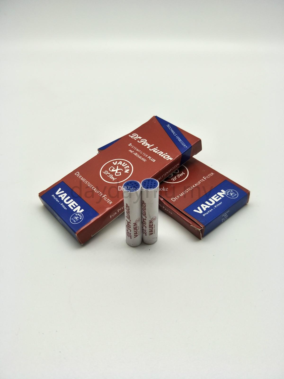 9mm filtre à tuyau Huayun filtre à charbon actif 50 bâtonnets de tabac à pipe