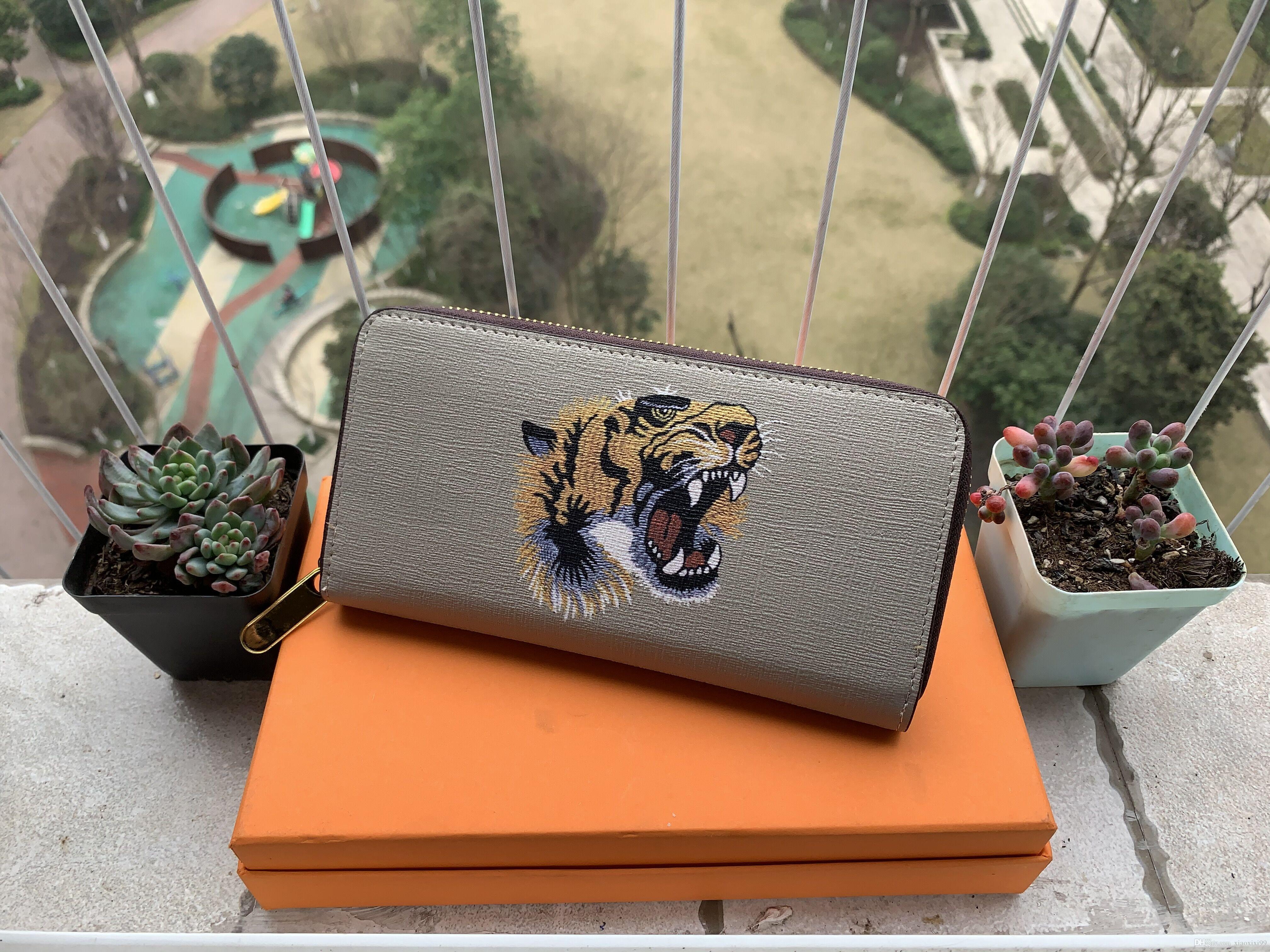 Мода женщины сцепления бумажник pu кожаный бумажник один молния кошельки леди дамы длинный классический кошелек с сундуком box card 60017