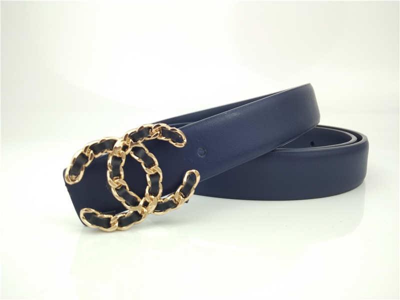 Cinturones de moda leopardo de las mujeres de la hebilla cuadrada de acrílico de imitación de cuero ancho Jeans vestido de la correa para el partido largo Fajas de lujo negro
