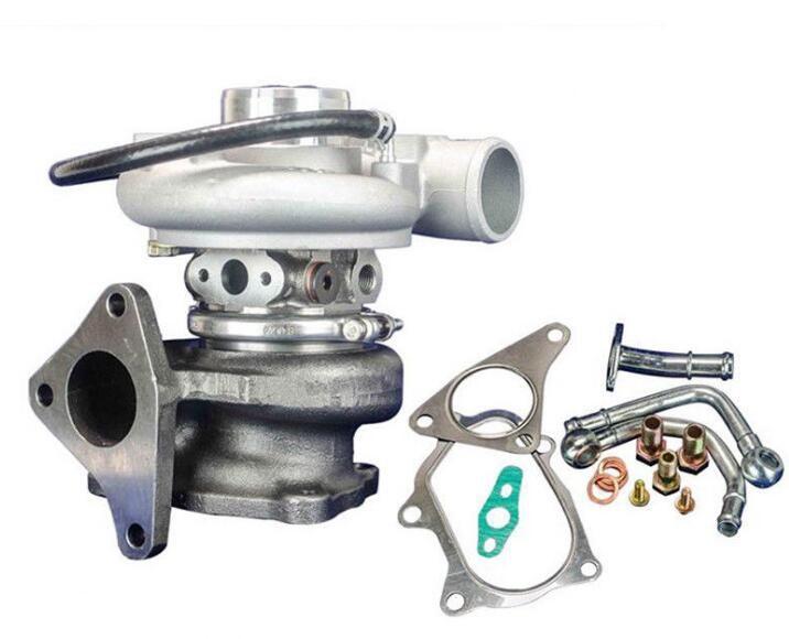 TD05-20G-8 450HP 5 볼트 터보 충전기 내부 1bar / 14.7psi 물 오일 냉각