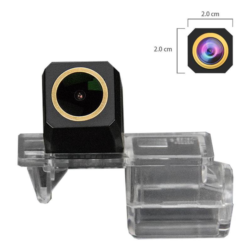 Goldene Kamera Auto-hintere Ansicht Unterstützungskamera aufhebt 1280x720p HD wasserdicht für Kuga FIESTA Flucht 2013 2015 2017 2018