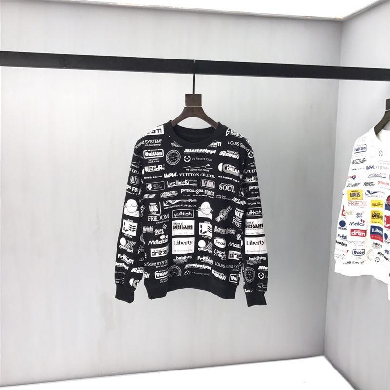 Nuevas sudaderas con capucha de diseñador para hombre de otoño Sudaderas de lujo de moda Marca impresa Jersey con capucha para mujer Suéter Street Style X B100393K
