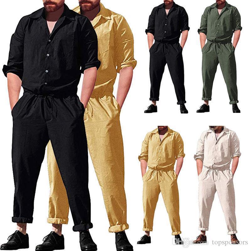 Мужские Комбинезон Комбинезон Romper Короткие штанах Stripe Повседневная летняя одежда Бесплатная доставка завод