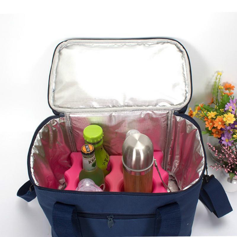 1PCS حقيبة يد، حقيبة كبيرة، مربع الغداء، الحرارة المحافظة، مقاوم للماء، حقيبة الغداء، حقيبة. حقيبة مربع