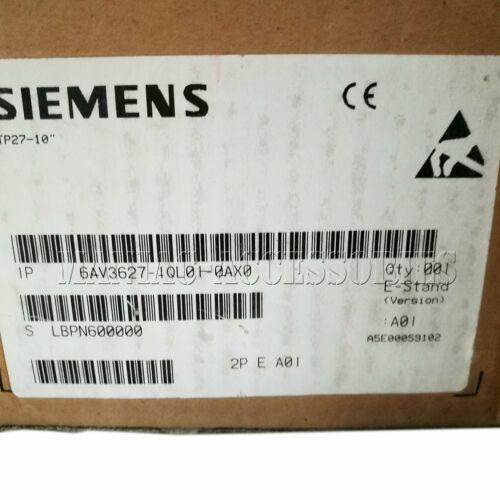 pantalla táctil 1PC NUEVA EN CAJA Siemens 6AV3627-1QL01-0AX0 envío gratuito