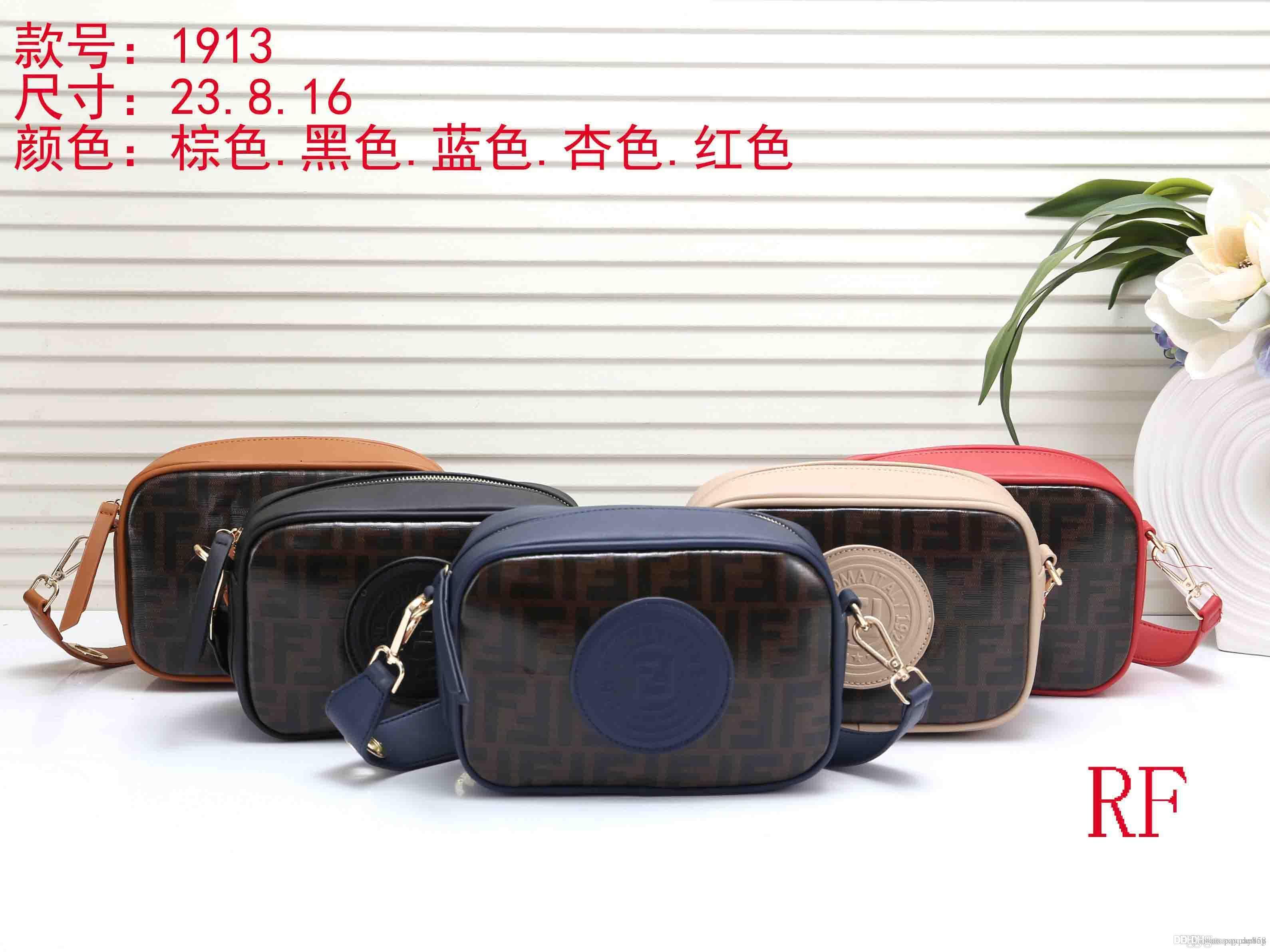 TTT 1913 RF Miglior prezzo delle signore delle donne di alta qualità singola borsa tote spalla zaino borsa Portafoglio MMMMMM
