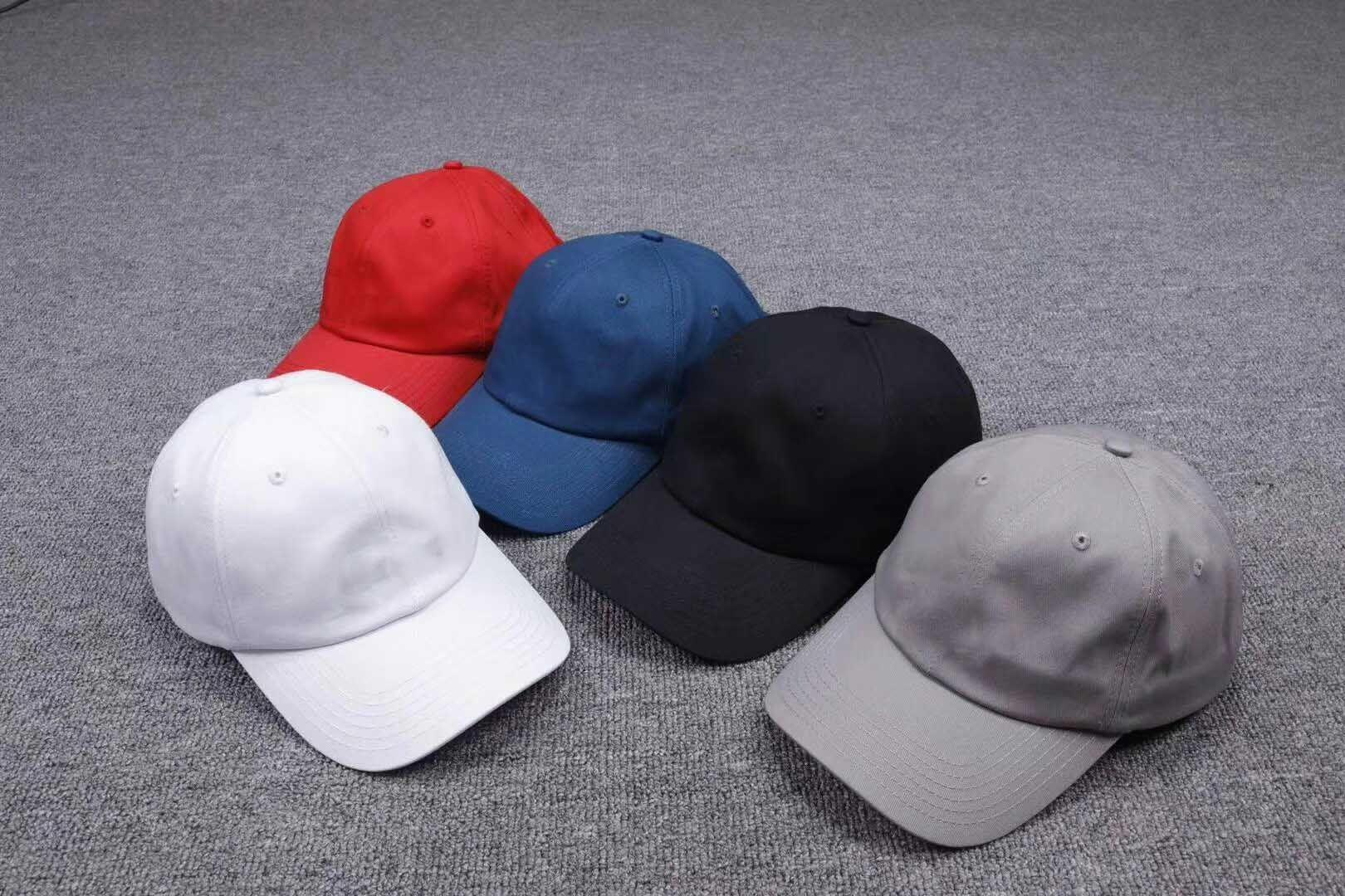 5 colors Korea style luxury designer hats women mens designer baseball caps spring summer all match ladys baseball hats man