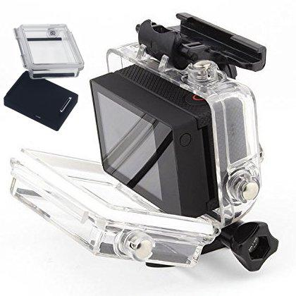 Freeshipping New arrive For GoPro Accessories Go pro Hero 3+ 4 LCD Bacpac Display Screen External Screen For Sport Camera Hero3+ 4