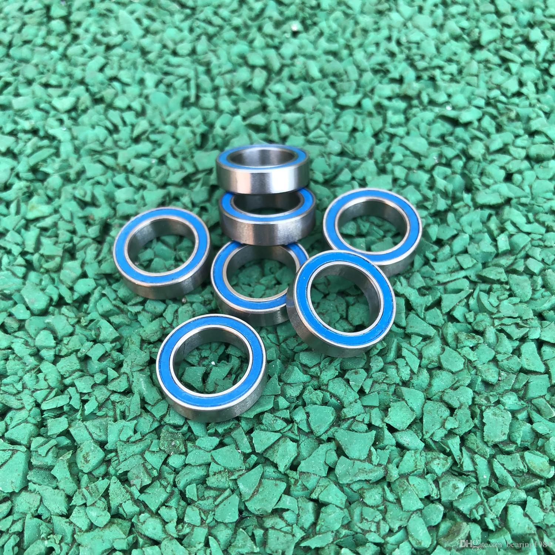 50 teile / los 6705-2RS 25 * 32 * 4 blau gummierte dünnwandige rillenkugellager 6705RS 6705 2RS 25x32x4 mm