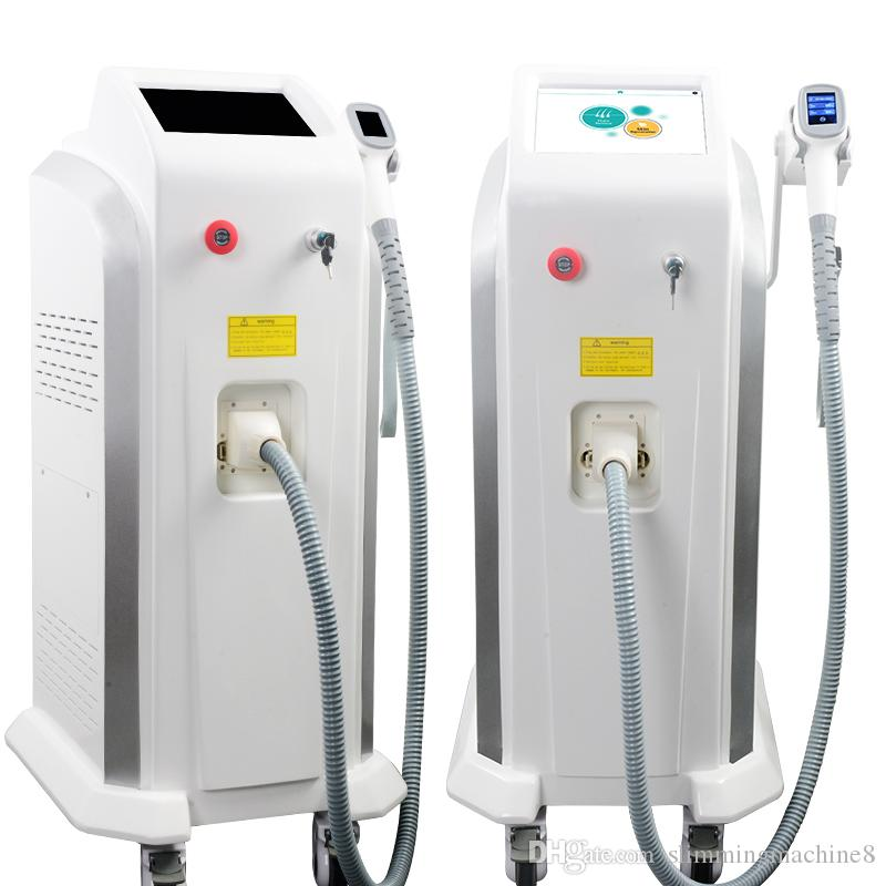 808nm diode Laser Hair Removal machine freeze skin Permanent Hair Removal with NON-CHANNEL handle 30 million shots laser hair removal