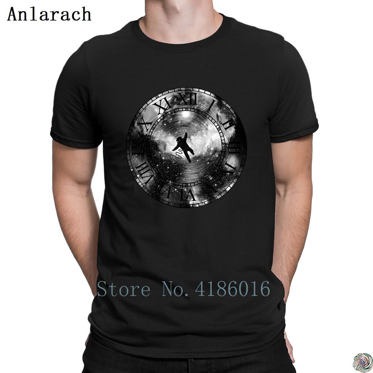 Пространство время футболка хип-хоп дизайн летний стиль новинка футболка для мужчин новая уличная одежда 100% хлопок slim fit