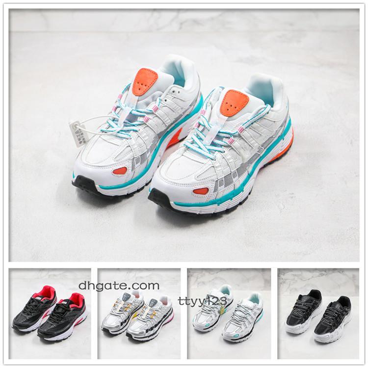 2020 Herren-P6000 Retro-Turnschuhe Schuhe Freizeitschuhe geeignet für Outdoor-Sport-Basketball-Trainer Joggen starke untere atmungsaktiv F läuft