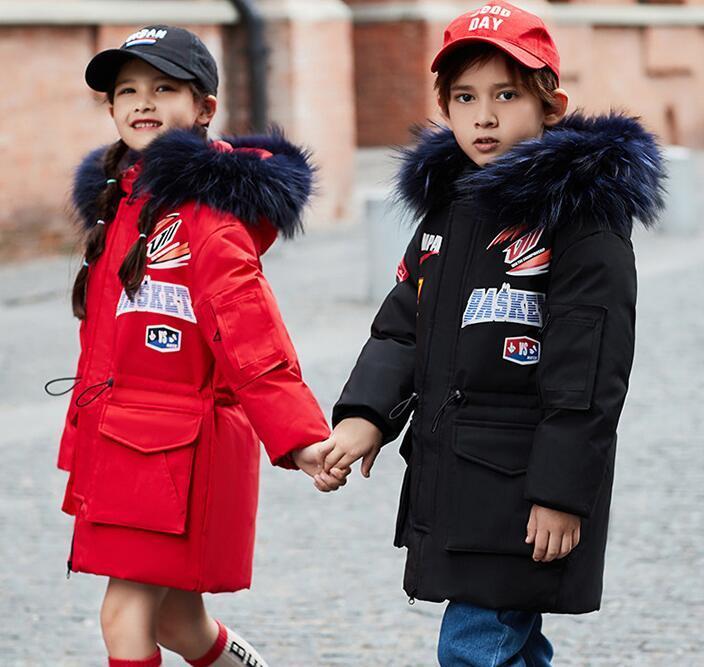 Winter Jacket for Toddler Boys Street Fashion Jacket Winter Coat for Toddler Girls Jackets