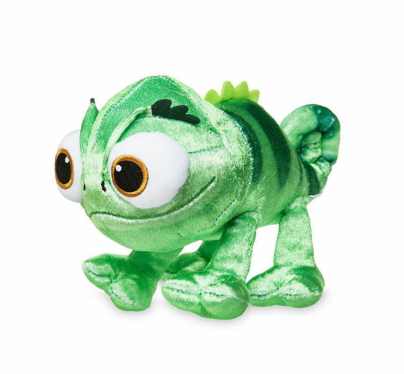 New Official Rapunzel Tangled The Series 18cm Pascal Soft Plush Toy Y200703
