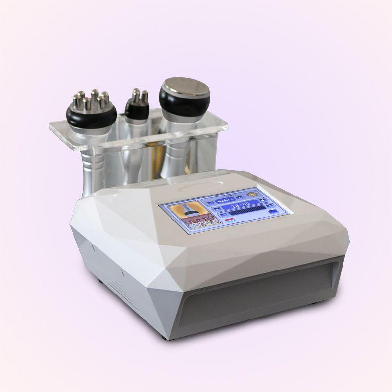 certificazione CE rf macchina portatile di cavitazione 40k lipo radiofrequenza perdita di peso laser 3 in 1 macchina per la stazione termale