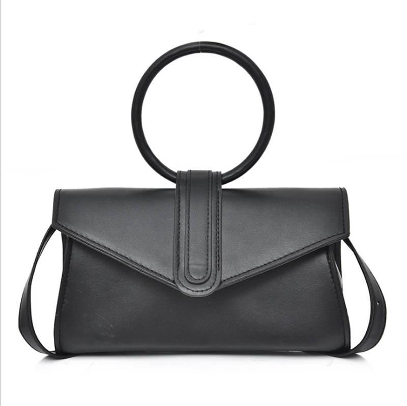 Faux Femmes Sac à main Sac Simple Mini sac à bandoulière HOTTHOTT