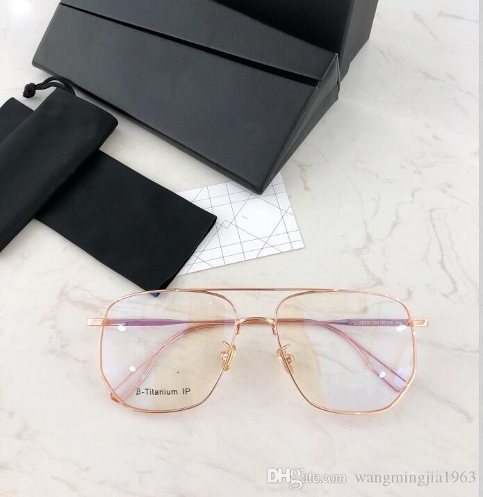 Nueva calidad superior 012 mens gafas de sol Gafas de sol hombre mujer gafas de sol estilo de moda protege los ojos Gafas de sol Gafas de sol con la caja