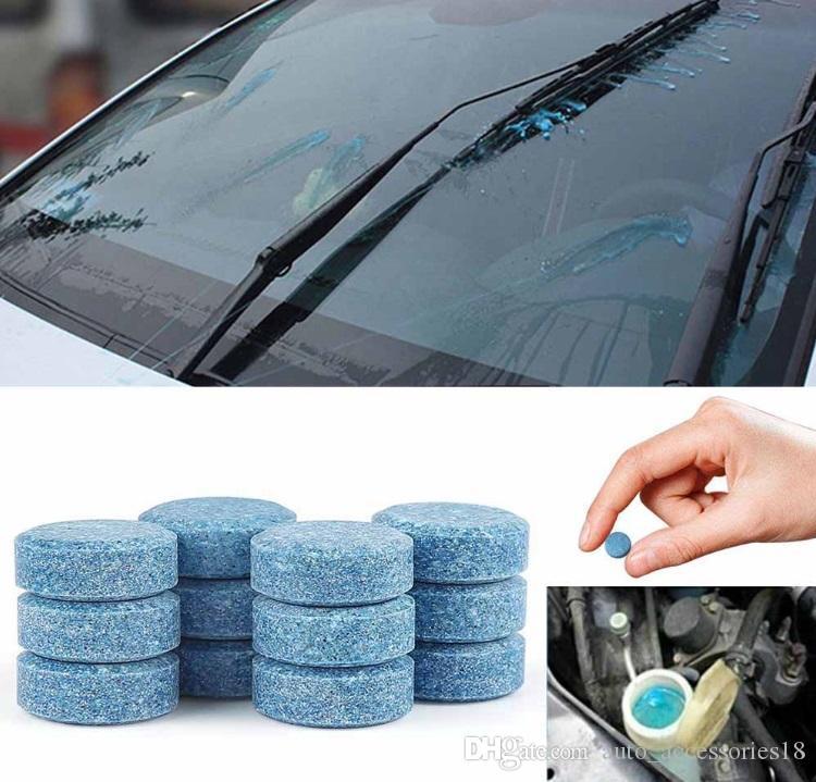 أداة تنظيف الزجاج الأمامي أفضل بيع زجاج السيارات المركزة النظيفة غسالة أقراص متعددة الوظائف منفعل بخاخ منظف العناية بالسيارات