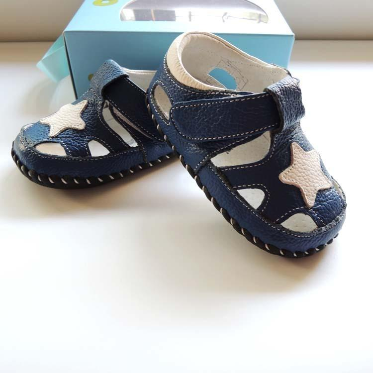 LFHT Baby Moccasins Infant Baby Soft Sole Summer Sandals First Walkers