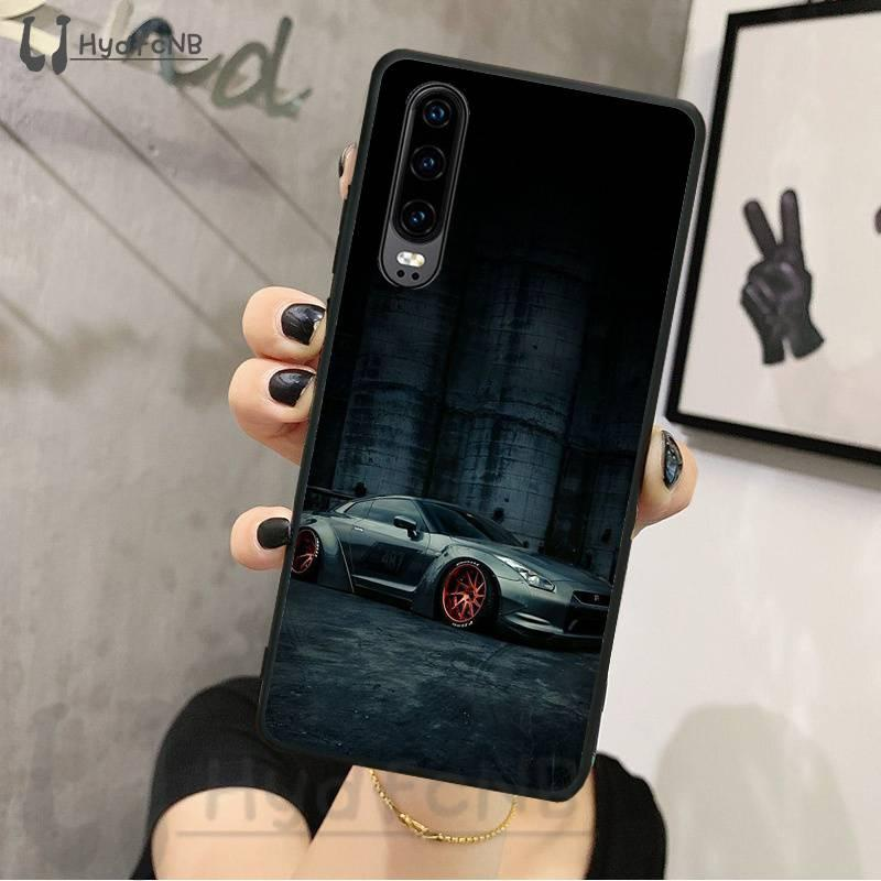 2020 schwarz rot God of War für GTR-Telefon-Kasten für Huawei P9 10 P20 P30 Pro Lite pSmart Kumpel 20 Pro Lite Großhandel
