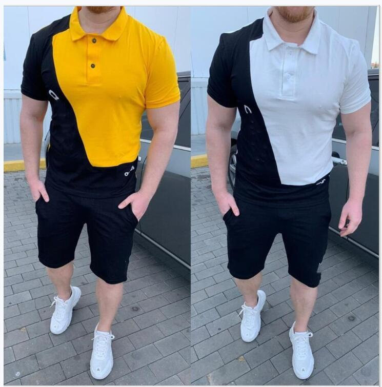 Plus size sports suit men's plus fat increase loose spring and autumn trend fat man handsome fat guy sweater casual suit