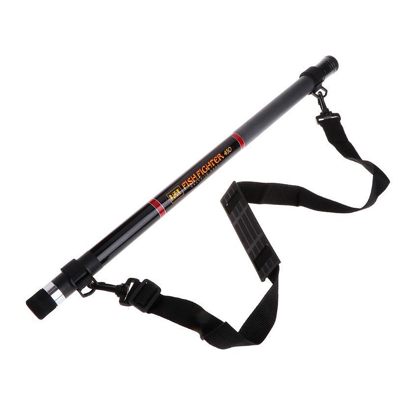 TOP! -4.5 M Retrátil Pesca Landing Net Rod Rodada Braile Stretch Brail Ferramentas Portáteis com 6mm Parafuso Comum e 12mm Parafuso Comum
