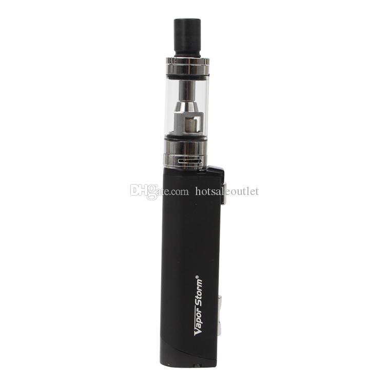 Tempestade de vapor original Mini 16 Starter Kits 900 mah Bateria com 2 ml Tanque De Vidro Vape Pen 510 Cigarro Eletrônico Mod Kit