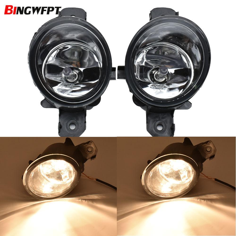 2PCS NOUVEL Ange Eyes LED / Brouillard Halogène LUMIERE lumières drl refit pour Renault CLIO II (BB0 / 1 / 2_, CB0 / 1 / 2_ Hatchback 1998-2004