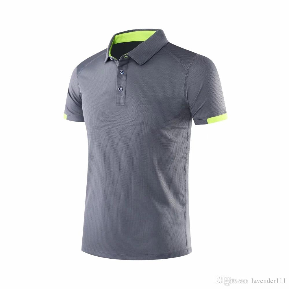 Tennis de table pour hommes Kit de vêtements de sport en plein air T-shirt de course à pied Vêtements de sport Badminton Maillots de football Chemises Vêtements