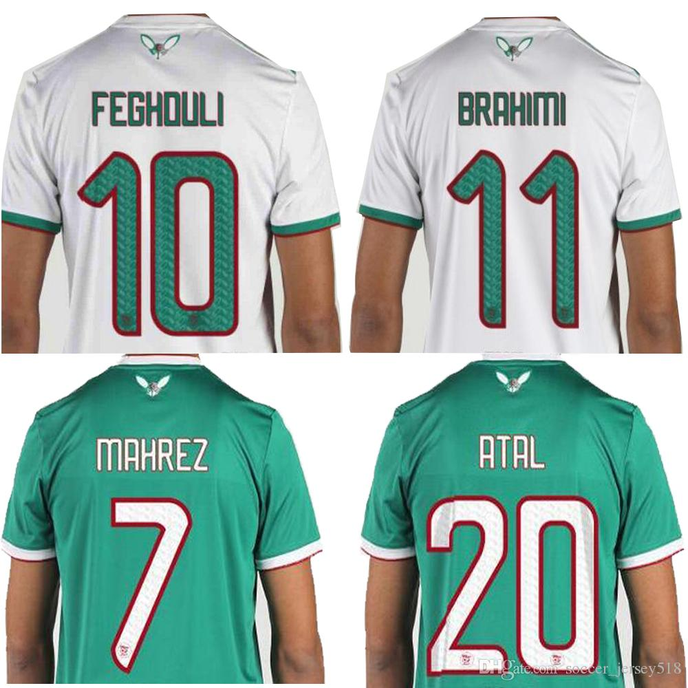 2020 Maillot Algerie 19 20 Algerie Home White Football Jerseys Away Green Soccer Jersey Algerie Maillot De Foot From Soccer Jersey518 15 6 Dhgate Com