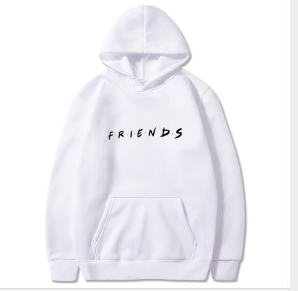 Yeni Arkadaş En çok satan Peluş Kapüşonlular, Yuvarlak yakalı Arkadaş Hikayeleri Amazon Hızlı satılan Erkek ve Kadın Hijyenik Giyim ve Sonbahar Tops